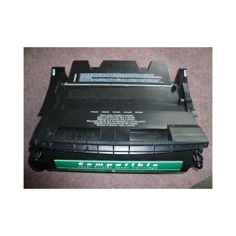 cartouche toner lexmark optra t630 action toner. Black Bedroom Furniture Sets. Home Design Ideas