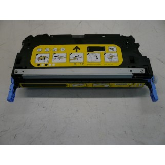 Cartouche Toner HP Laserjet Color 3600 Yellow